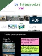 Infraestructura Vial Ing. Moya