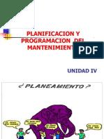 Cap.4,Planif. y Programac.