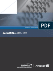 SonicWALL Aventail 10.5.5 WorkPlace User Guide