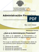 Administracion Financiera 2009 - Copia