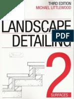 Landscape Detailing 2  - SURFACES