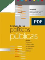 Evaluando Las Politicas Publicas_libro