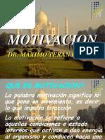 MOTIVACION 2013