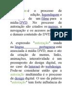 Introdução Ao Visual Class e Autoria