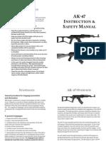 Ak 47 Manual
