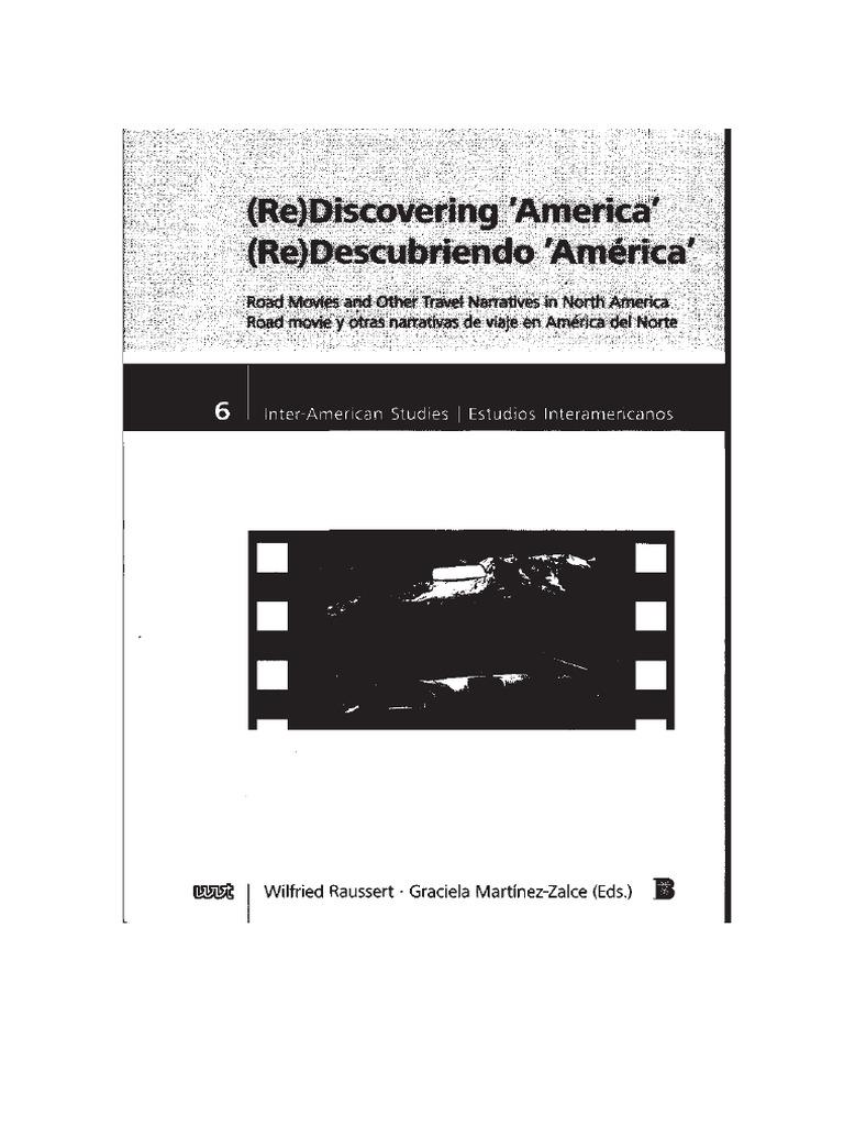 Rediscovering America | Identity (Social Science) | Genre