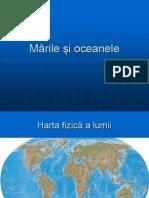 113781778 Mari Si Oceane Prezentare Powerpoint