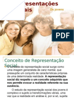 Representações Sociais - Os jovens