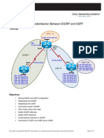 Ccnpv6 Route Lab4-2