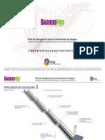 Barrio Mío - Escaleras y Muros -Lineamientos Arquitectónicos (1)