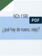 NORMA CHILENA 1198 MADERA CONSTRUCCIÓN CON MADERA.pdf
