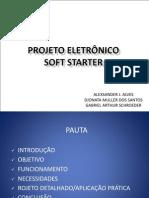 Apresentação SApresentação Soft-Starter Revisadooft-Starter Revisado 1.1