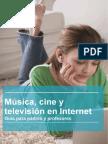 Música, Cine Y Televisión En Internet - Guía Para Padres Y Profesores.pdf