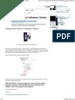 Compaq Visual Fortran 6.1 (Windows 7 64 Bits) - Taringa!