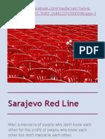 Sarajevo Red Line