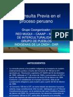 Consulta Previa Proceso Peruano