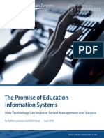 The Promise of Education Information Systems
