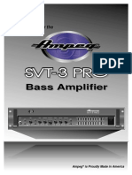 ampeg_svt-3 user manual