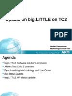 Big.littLE TC2