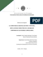 0la Competencia Cientifica en Perú y Portugal Ante Los Resultados Pisa 2012 Copy