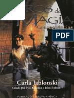 Os Livros de Magia (04) - Consequencias
