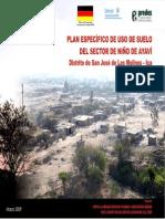 Diakonie Plan Usos de Suelo Niño de Ayavi Bmzf