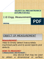 Object of Measurement