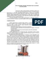 L3 Analiza granulometrica
