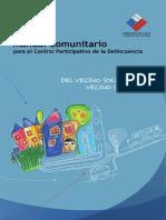 Manual Comunitario Para El Control Participativo