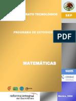 Matemáticas-2014
