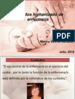 Cuidados humanizados