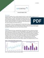 Aircastle Ltd Sample (AYR)
