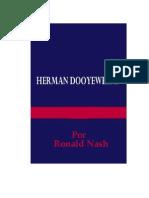 Dooyeweerd- Ronald Nash