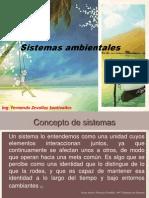 Clase 002 Sistemas Ambientales