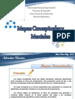 Mapas Conceptuales y Mentales(1)