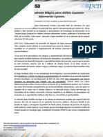 Per_Open en Cuadrante Mágico para Utilities Customer Information Systems