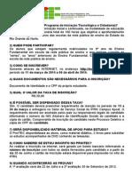 Resumo Do Edital Proitec_2014