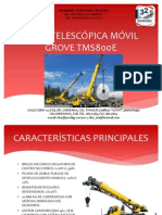 GRÚA TELESCÓPICA MÓVIL GROVE TMS800E.pptx