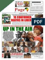 Thursday, June 26, 2014 Edition