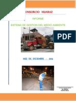 Informe Ambiental Diciembre 2013