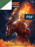 Magic the Gathering 2014 - Rulebook