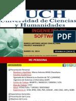2014-1 Ing. de Software I Semana01TE01