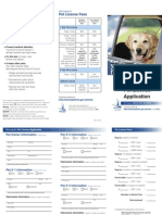 Minneapolis Pet License Application