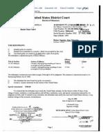 USA v Basim Sabri Judgment Sentence 2