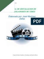 Manual de Instalacion de Video
