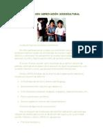 El Niño Con Deprivación Sociocultural
