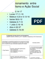 6 Integrando Evangelismo e As