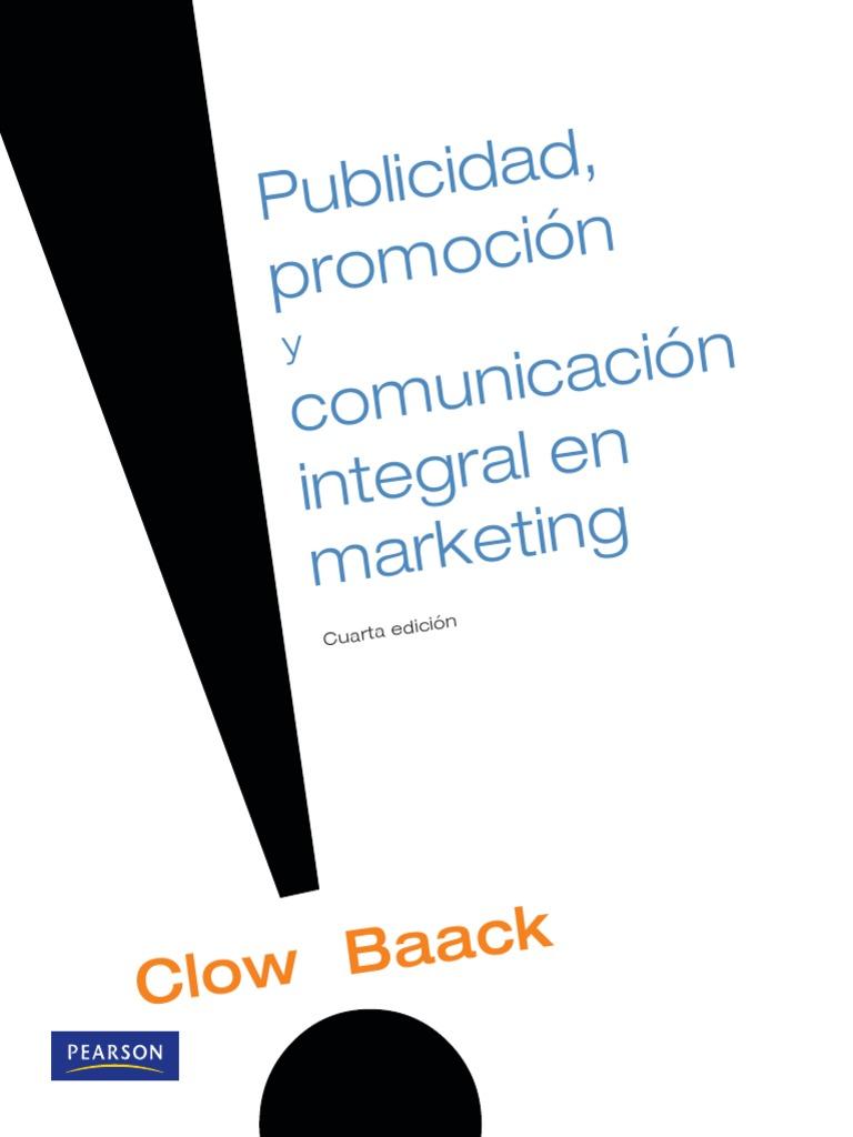 Publicidad Promocion y Comunicacion Integral en Marketing