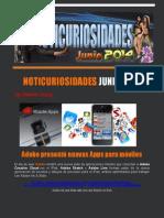 Noticuriosidades de Junio Publicacion