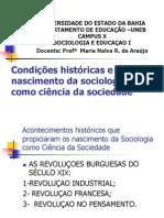Sociologia i 2011